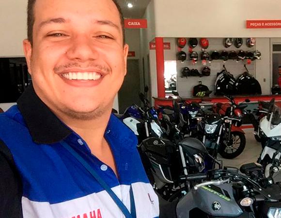 Alexandre – Consultor Motomax Vila Velha