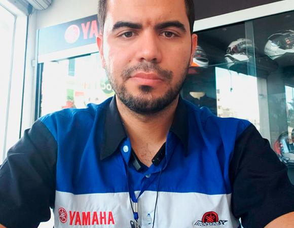 Edson – Consultor Motomax Cariacica