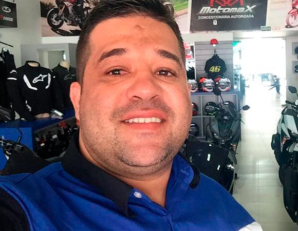 Igor – Consultor Motomax Vitória