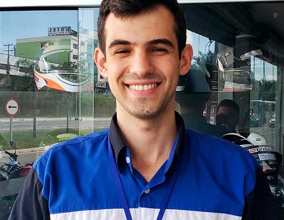 Wilker – Consultor Motomax Cariacica