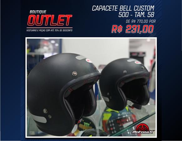 Capacete Bell Custom