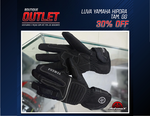 Luvas Yamaha